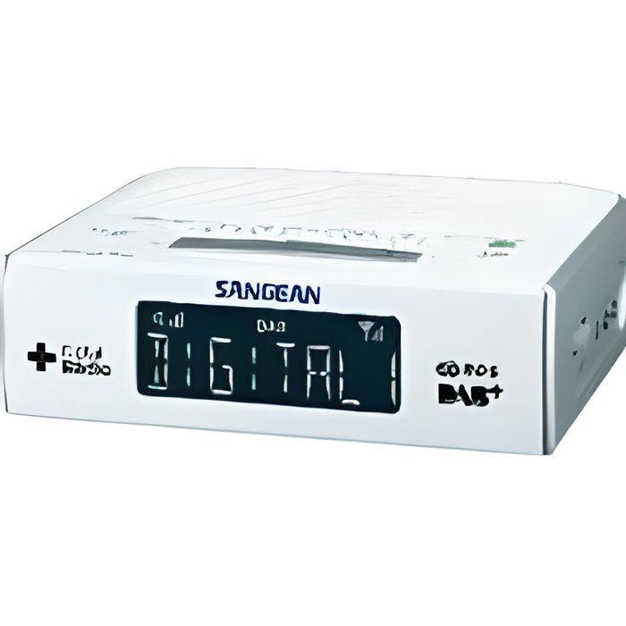 Radio réveil SANGEAN - DCR-89
