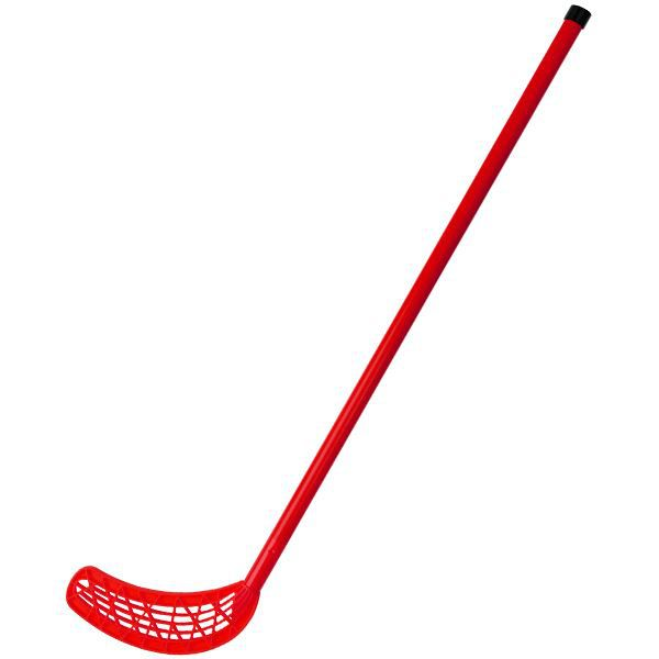 CROSSE DE HOCKEY Crosse unihockey rouge