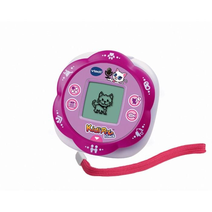ANIMAL VIRTUEL VTECH KidiPet Touch Chat