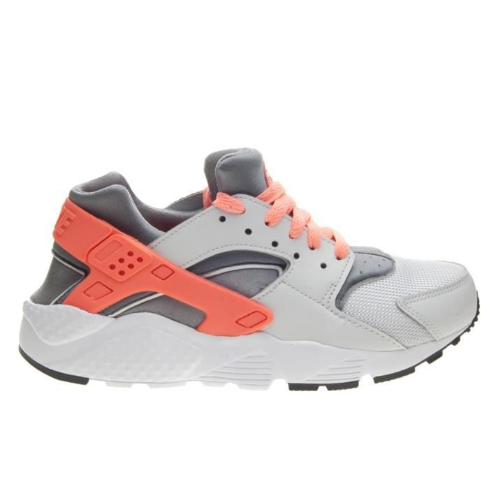 BASKET NIKE HUARACHE RUN (GS) TAILLE 38.5 COD 654280-010