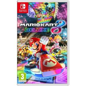 NINTENDO SWITCH Mario Kart 8 Deluxe Jeu Switch