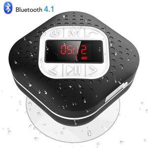 ENCEINTE NOMADE AGPTEK Enceinte de Douche Bluetooth 4.1 Stéréo HIF