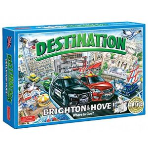 PARTITION Swd888 Destination Brighton & Hove 10th Anniversar