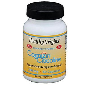PARTITION Cognizin Citicoline 250 mg (60 Veggie Caps ) - Hea