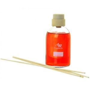DÉSODORISANT INTÉRIEUR Diffuseur d'arômes parfum Fruit rouge 100 ml + sti