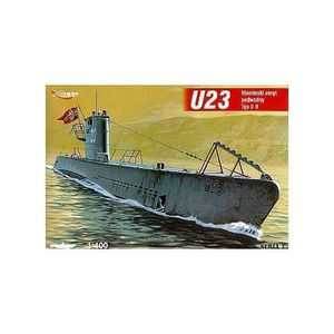 MAQUETTE DE BATEAU U-boot U23 typ IIB (sous-marin)