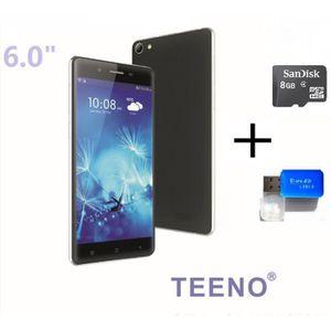 SMARTPHONE TEENO Smartphone 4G Débloqué 6