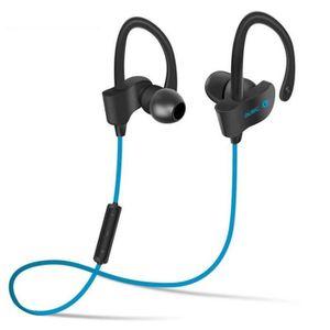 CASQUE - ÉCOUTEURS TEENO® S4 Bluetooth 4.0 Casque Écouteurs Sport Ear