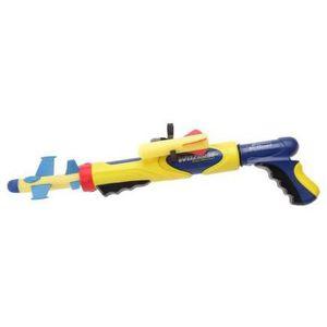 PISTOLET À EAU Fusil 2 en 1 Wazooka (fusil à eau et lance missile