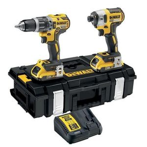 PACK DE MACHINES OUTIL DeWalt - Ensemble de machines à batterie 18V + cof