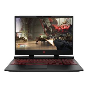 ORDINATEUR PORTABLE OMEN by HP 15-dc0010nf Core i7 8750H - 2.2 GHz Win