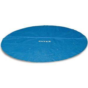BÂCHE - COUVERTURE  Bâche à bulles pour piscines 4,88m - Intex