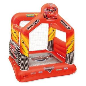 PISCINE GONFLABLE  Cars Jumping Gonflable 153cm