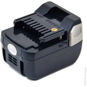 Batterie visseuse 2610995883 ; 2607335156 ; 26 perforateur perceuse 14.4V 3Ah NX ..