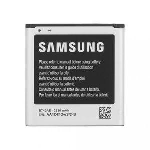Batterie téléphone Batterie d'origine Samsung B740AE pour Galaxy S4 Z