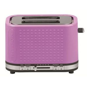 grille pain toasters violet achat vente pas cher. Black Bedroom Furniture Sets. Home Design Ideas