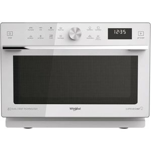 MICRO-ONDES Whirlpool MWP 339 SW, Intégré, Micro-onde combiné,