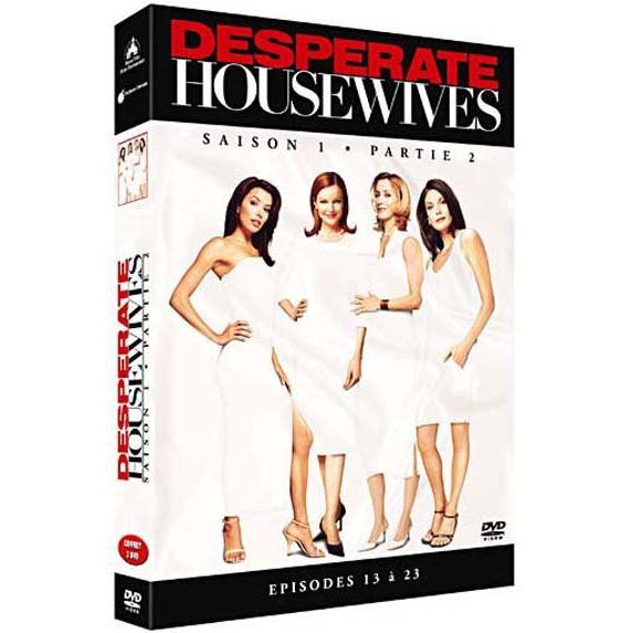 dvd desperate housewives saison 1 partie 2 en dvd s rie. Black Bedroom Furniture Sets. Home Design Ideas
