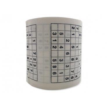 Papier WC grilles de Sudoku