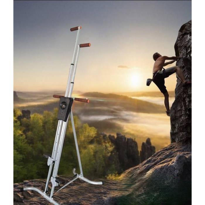 Stepper Machine d'Escalade de forme physique de grimpeur vertical résistant de cadre en acier -XNAHB029