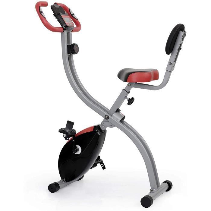 FIT BIKE F-Bike 350B Ultrasport, appareil de fitness à domicile pour l'endurance et les articulations, ergom&egravetre-v&12