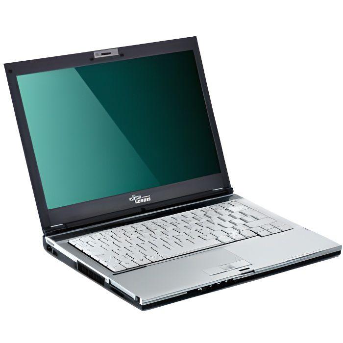 Fujitsu Lifebook S6410 Intel Core 2 Duo T8100 2…