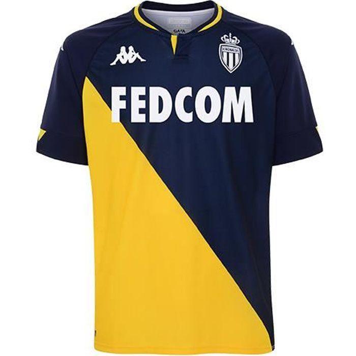 Maillot de football AS Monaco Officiel Away Saison 20/21 Homme