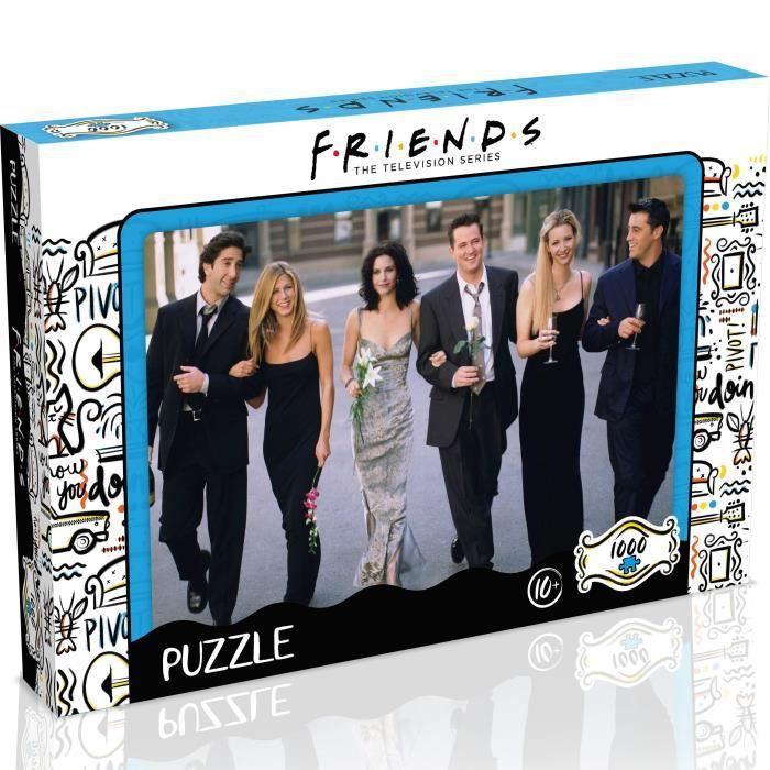 FRIENDS Puzzle Mariage 1000 pièces