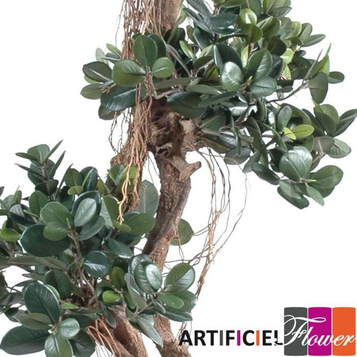 Ficus artificiel panda microcarpa 150cm achat vente for Ficus artificiel