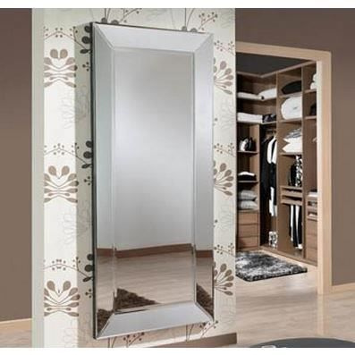grand miroir entree hall 178x80 cm achat vente miroir panneaux de particules cdiscount. Black Bedroom Furniture Sets. Home Design Ideas