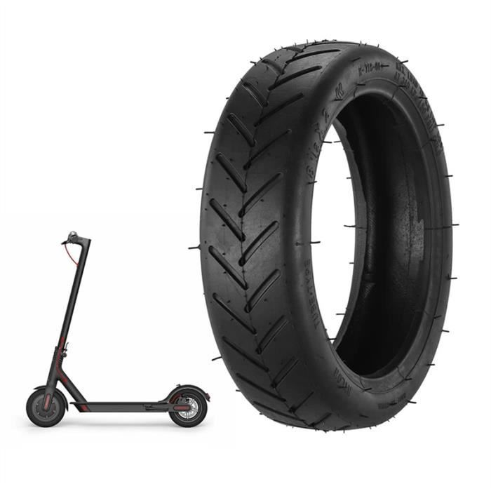PNEUS MOTO - SCOOTER - QUAD Pneu en caoutchouc de scooter électrique pratique