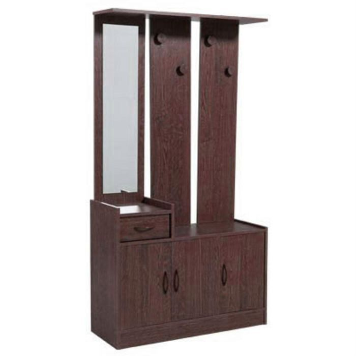 vestiaire largeur 90 cm groom weng achat vente meuble d 39 entr e vestiaire largeur 90 cm. Black Bedroom Furniture Sets. Home Design Ideas