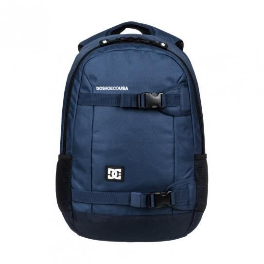 Dos DC Backpack U II Bleu Blues a Sac Shoes Grind Summer BF657AWqw