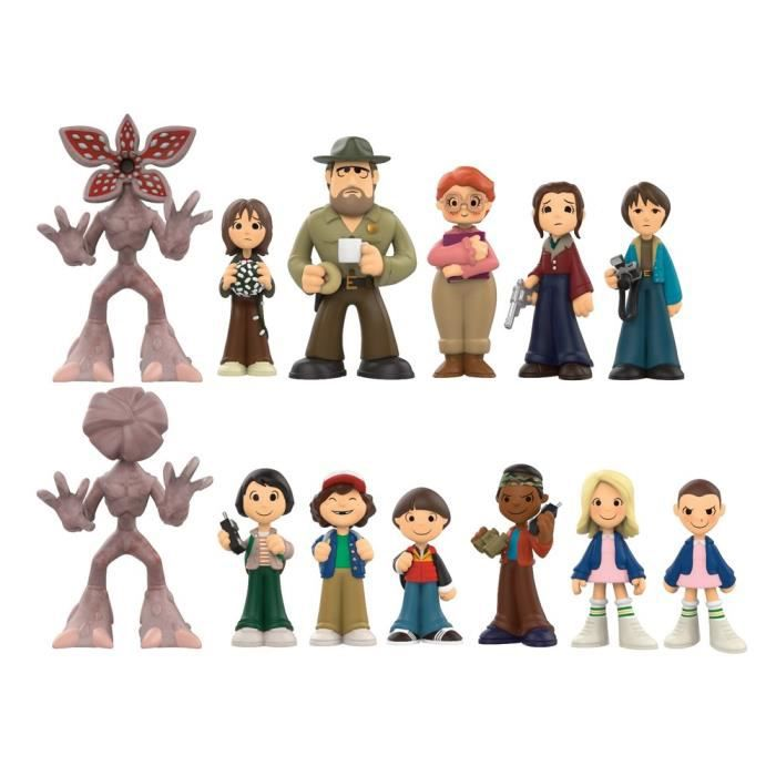 FIGURINE - PERSONNAGE Funko - Figurine Stranger Things Mystery Minis - 1