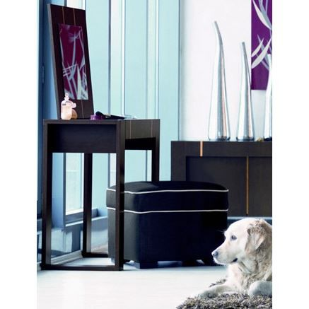 meuble coiffeuse miroir moderne achat vente. Black Bedroom Furniture Sets. Home Design Ideas