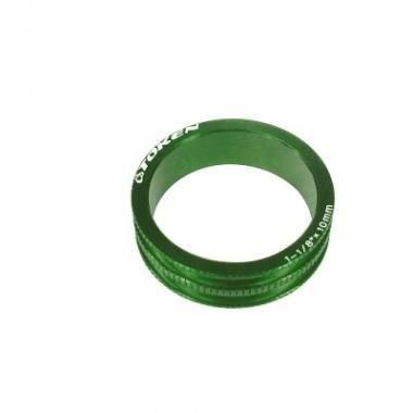 MOYEU VOLANT ENTRETOISE AHEAD-SET TOKEN 10 mm 6,2 g VERT X 10