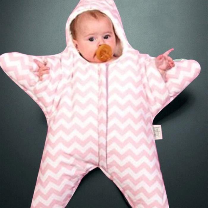 Bébé Sac de Couchage 2.5 tog 0-6 mois Sac de voyage en coton tissu extérieur vente