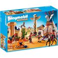FIGURINE Playmobil - 5247 - Camp Des Indiens Avec Tipi