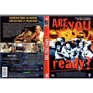DVD FILM ARE YOU READY ? - DVD - KIM JUNG-HAK