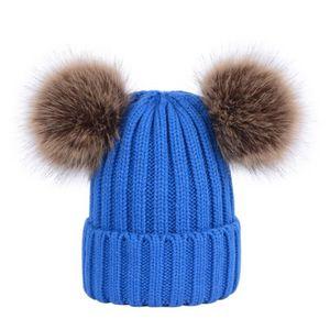 CHAPEAU - BOB YoungSoul Bonnet de ski chaud hiver femme, Bonnets