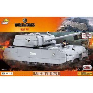 ASSEMBLAGE CONSTRUCTION Panzer VIII Maus Cobi
