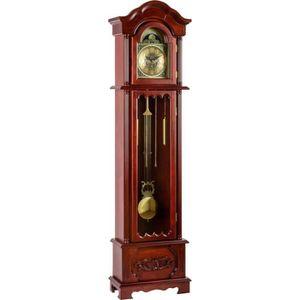 HORLOGE - PENDULE Horloge à poser Kronos, Pendule acajou, 200 cm