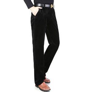 PANTALON Jeans homme de Marque luxe affaires pantalon en ve