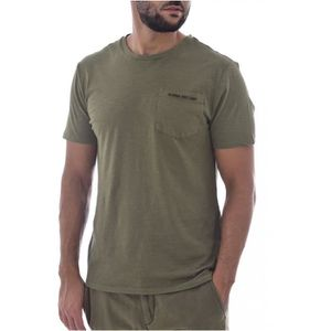 S124# VERSACE COLLECTION T-Shirt Hommes Taille S