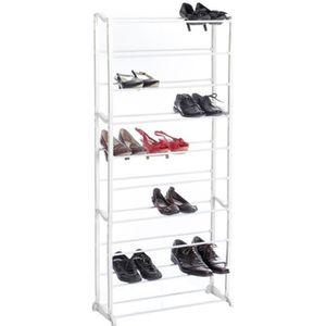 Etagere chaussure 30 paires achat vente etagere for Meuble a chaussure 30 paires