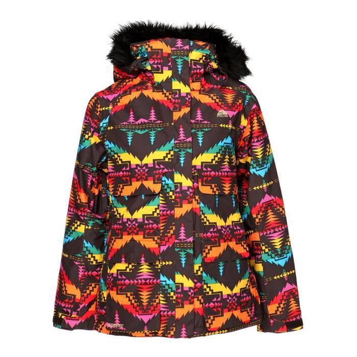 NIKE Veste Performance All Mountain Insulated - Femme - Multicolore