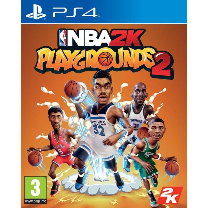 NBA2K Playgrounds 2 Jeu PS4