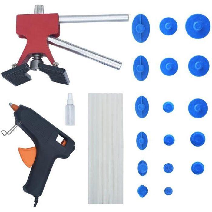 Kit d'outils de débosselage sans peinture 26 pcs