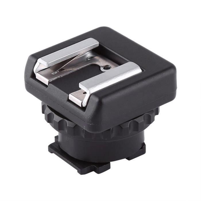 Convertisseur vidéo léger DV caméscope montage Multi Interface chaussure Standard adaptateur Durable accessoires Portable Mini pou