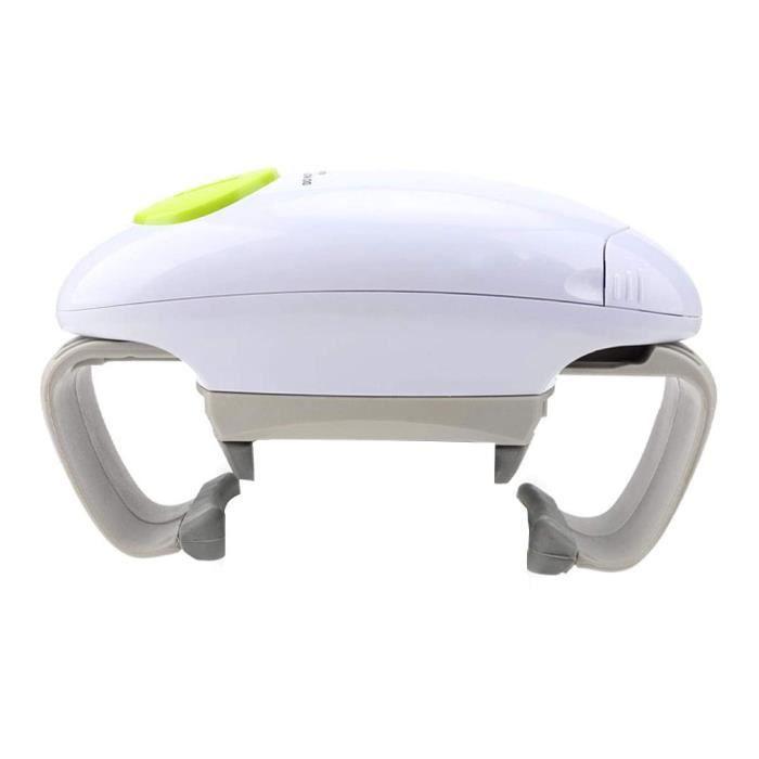 Pot électrique Ouvre multifonctions de cuisine Ouvre-boîte automatique Binaural Sealed Gadget